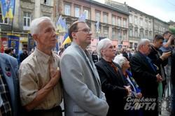У Львові урочисто відкрити та освятили меморіальну таблицю жертв комуністичного режиму (ФОТО)