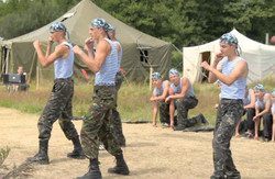 Цими вихідними на Львівщині пройдуть патріотично-військові навчання