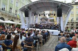 Свято музики чи шоу з рук окупанта? У Львові стартував Alfa Jazz Fest (ФОТО)