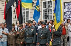 У Львові відзначили 74-річницю проголошення Акту відновлення Української Держави (ФОТО)