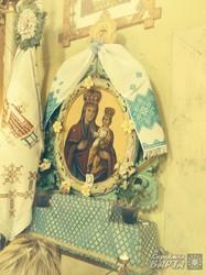Чудотворна ікона Матері Божої Жирівської
