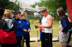 На Львівщині організували літній табір для дітей бійців АТО (ФОТО)