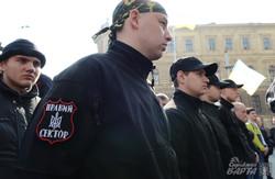 «Правий сектор» заявляє, що не причетний до вибухів у Львові