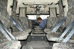 Львівський бронетанковий завод продемонстрував оновлений бронеавтомобіль Дозор-Б (ФОТО)