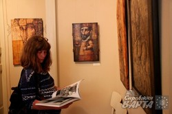 """У львівському """"ІконАрті"""" розпочалась виставка """"Тіні..."""" (ФОТО)"""