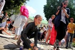"""У Львові відбулась масштабна дитяча акція """"Ми – майбутнє України"""" (ФОТО)"""