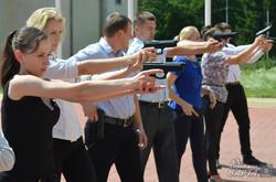 Аваков побував на базі підготовки майбутніх львівських поліцейських (ФОТО)