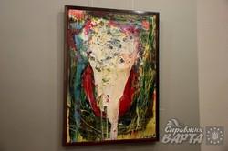 """У львівській галереї розпочалась виставка Романа Бончука """"Стіна"""" (ФОТО)"""