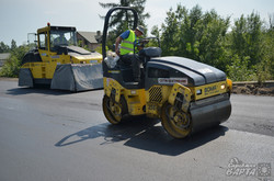 Ремонт дороги Львів-Мукачеве обіцяють завершити до кінця літа (ФОТО)