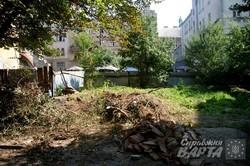 """Проект """"Простір Синагог"""" розпочався з консервації руїн синагоги """"Золота Роза"""" (ФОТО)"""