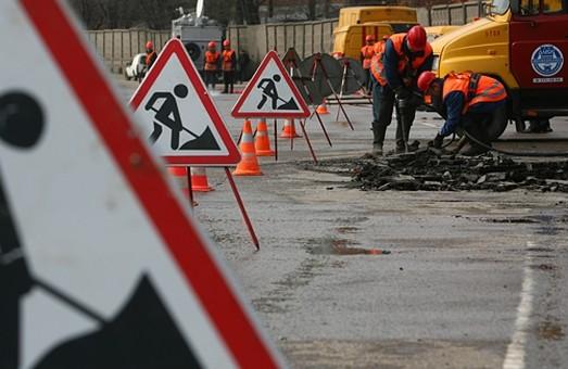 Через дорожній ремонт у центрі Львова змінено рух громадського транспорту
