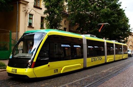 Незабаром на вулицях Львова з`являться 5 нових трамваїв