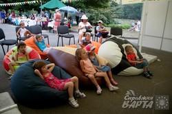 """У львівському Парку культури проходить свято сімейного відпочинку """"Дитячий світ"""" (ФОТО)"""