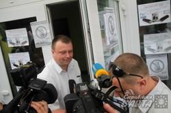 Громадські активісти Львова вимагають закрити всі російські банки у області (ФОТО)