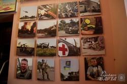 Перед Днем Незалежності у Львові видали книгу у пам`ять при живих та полеглих героїв (ФОТО)