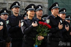 У Львові понад 400 патрульних поліцейських склали присягу (ФОТО)