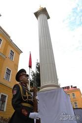 У Львові відкрили Алею Слави випускників Академії сухопутних військ (ФОТО)