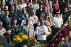 У Львові вшанували пам'ять загиблих за волю України (ФОТО)