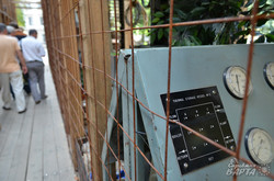 У Львові відкрилась інсталяція польського художника «Градирня мистецтва» (ФОТО)