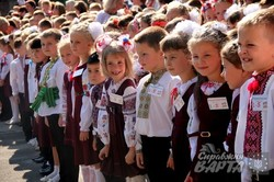 У львівських школах пройшло Свято Першого дзвоника (ФОТО)