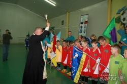 У Львові стартував футбольний турнір для дітей-сиріт з усієї України (ФОТО)