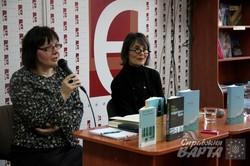 """У Львові письменниця Ільма Ракуза презентувала свою книгу """"Море моря"""" (ФОТО)"""