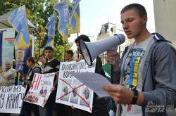У Львові відбувся пікет Форуму видавців проти антиукраїнських книг (ФОТО)