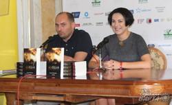 Соня Кошкіна презентувала свою книгу «Майдан. Нерозказана історія» (фото)