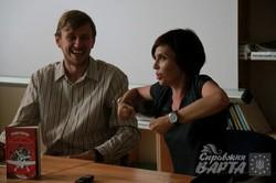 Письменниця Ірена Карпа провела творчу зустріч з прихильниками (ФОТО)