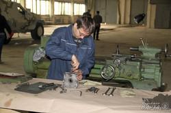 На Львівському бронетанковому відкрили цех із виробництва «Дозорів» (ФОТО)
