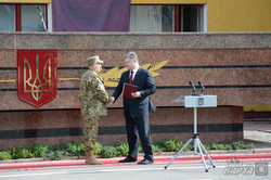 Львівська Академія сухопутних військ отримала статус Національної (ФОТО)
