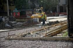 Судячи зі стану виконаних робіт, трамвай на Сихів поїде ще не скоро (ФОТО)