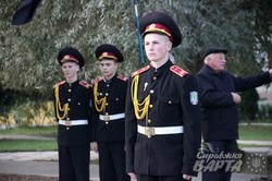 Львівські патріоти вшанували світлу пам`ять сотника УГА Юліана Головінського (ФОТО)