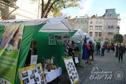 У центрі Львова пройшла виставка-ярмарок VIII-го Екуменічного соціального тижня (ФОТО)