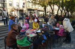 У Львові відзначили Міжнародний день психічного здоров'я (ФОТО)