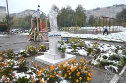 Львів присипав перший сніг (ФОТО)
