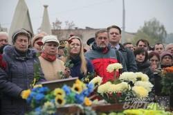 На Личаківському кладовищі відбулась посвята надгробків Героям Небесної Сотні та вшанування пам`яті загиблих воїнів АТО (ФОТО)