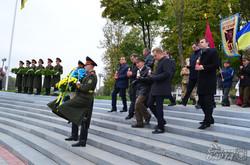 У Львові освятили надгробки на могилах Героїв Небесної Сотні та вшанували пам`ять загиблих воїнів АТО (ФОТО)