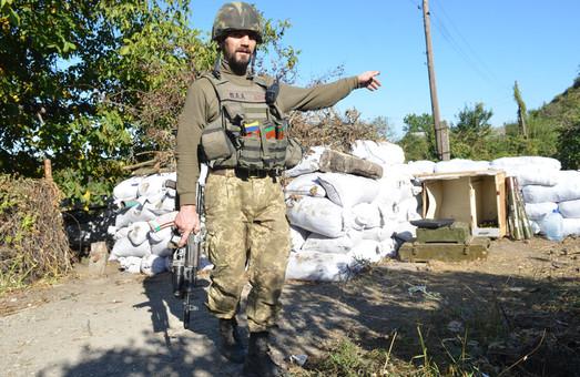 Як бійці волинської бригади несуть службу у прифронтовій Мар'їнці (ВІДЕОРЕПОРТАЖ)