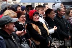 Міхеіл Саакашвілі завітав до Львова на Дні бессарабської культури (ФОТО)
