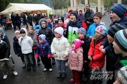 У Львові пройшов осінній парк-пікнік (ФОТО)