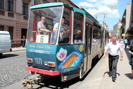Завтра у Львові з`явиться новий трамвайний маршрут