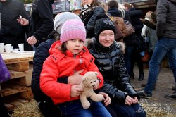 У Львові триває Свято Сиру та Вина (ФОТО)