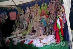 У Львові стартував ярмарок харківських товаровиробників (ФОТО)