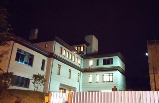 У Львові втретє скоєно замах на будинок Садового
