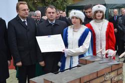 У Львові розпочали будівництво Польського дому (ФОТО)