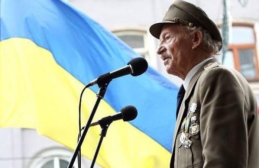 Ветеран УПА Олесь Гуменюк відсвяткував 90-річчя