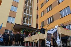 Львівські залізничники отримали 90 нових квартир (ФОТО)