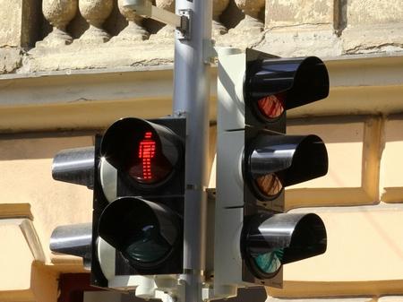 У центрі Львова з`являться нові розумні світлофори