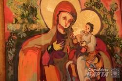 """У Львові триває виставка сакрального мистецтва """"Під заступництвом Богородиці"""" (ФОТО)"""